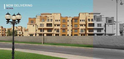 شقة 137م بكازا بيفرلى هيلز الشيخ زايد