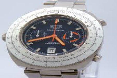 مطلوب شراء ساعة يد هوير كلكيوليتور مستعملة