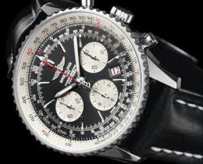 مطلوب شراء ساعة يد بريتلينج ملو أو  اتوماتيك مستعملة