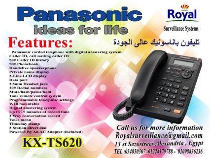 تليفون Panasonic موديل  KX-TS620