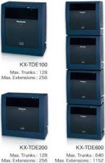 أحدث إصدار من السنترالات ال TDE600  سعه حتى 1200 خط ضمان 5 سنوات