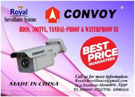 كاميرات مراقبةخارجية 700 TVL  ماركة CONVOY