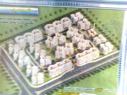 شقة للبيع 140م فى كارما سيتى فى اكتوبر خلف مول العرب