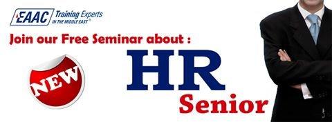 HR Senior - Free Seminar