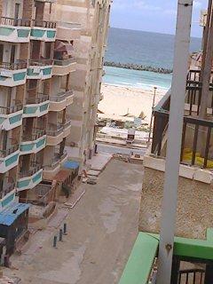 شاطئ النخيل بالاسكندرية