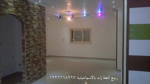 عقارات الاسماعيلية شقق للايجار مكتب ربيـــع للعقارات بالاسماعيلي