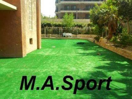 m.a sport للنجيل التركى الصناعى @