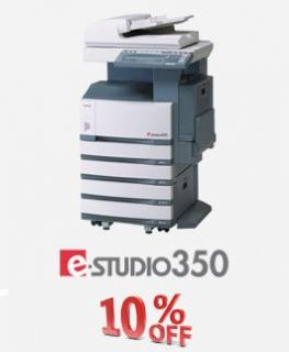 خصم 10% علي ماكينة التصوير توشيبا ستويو 350