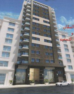شقة للبيع بالابراهيمية مساحتها 105م .. تسهيلات فى السداد .. مرخص