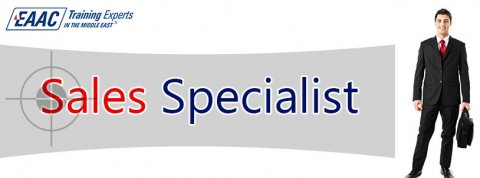 Sales Specialist  Course