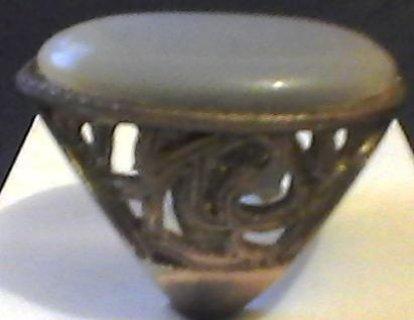 خاتم قديم من القرن الثانى عشر