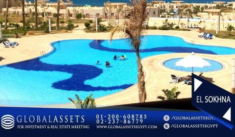 Chalet for sale in Ocean blue el sokhna