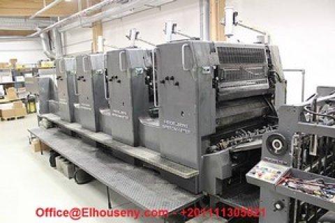 ماكينة Speedmaster هايدلبرغ