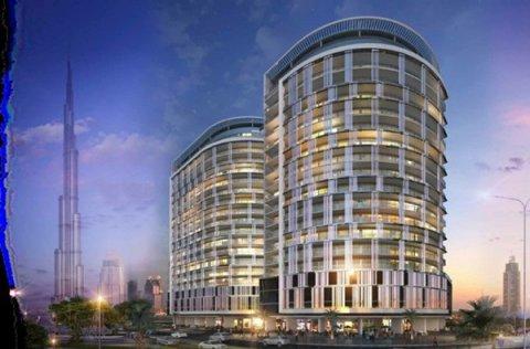 شقق فندقية فاخرة متكاملة الخدمات في قلب دبي بمنطقة برج خليفة و ا
