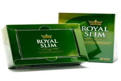 كبسولات رويال سليم للتخسبيس Royal Slim