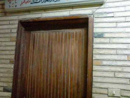 شقة 40 متر مربع للبيع(تمليك فقط) تصلح كعيادة أو مكتب تجارى