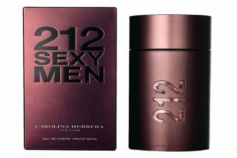 212 Sexy Men perfume - Carolina Herrera