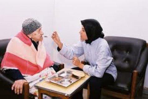 نرعى المسنين بمنازلهم بأيدى أمينة ورحيمة ومتخصصة 01223333060