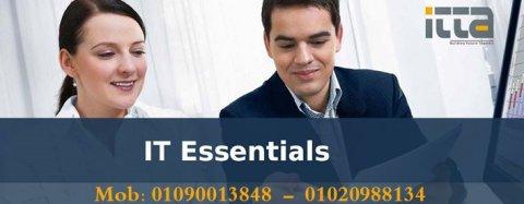 كورس أساسيات الصيانة (IT Essentials)