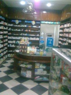 صيدلية شغالة  للايجار30م بالعشرين  فيصل
