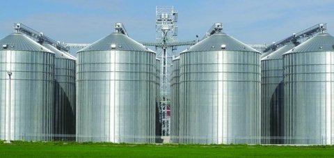 صوامع تخزين الحبوب