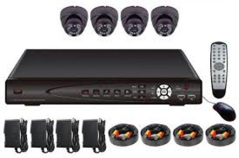 كاميرات المراقبة في مصر بأسعار مناسبة اجهزة تسجيلDVR