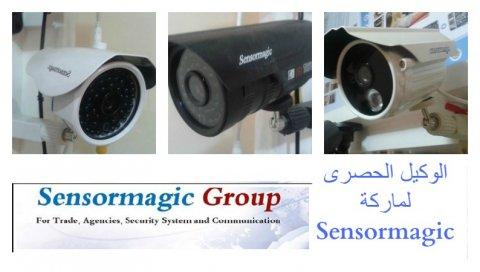 كاميرا مراقبة داخلية ماركة    Sensormagic