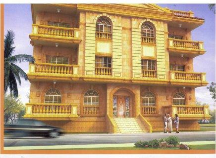 شقة بالحى الاول بالتجمع الخامس مساحة 230م بحرى أول علوى  تسهيلات