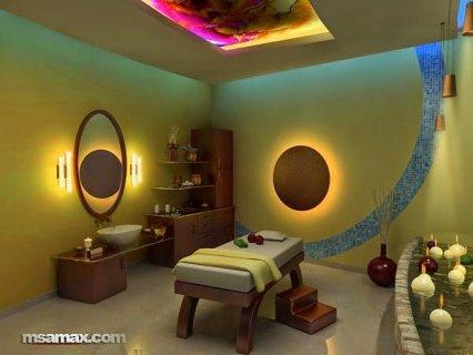 غرف أجمل من الفنادق لعمل جلسات مساج متميزة 01127498250