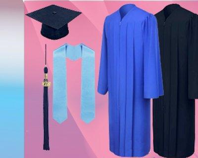 ارواب التخرج - الزى المدرسى –  افرول المصانع-يونيفورم طبى-يونيفو