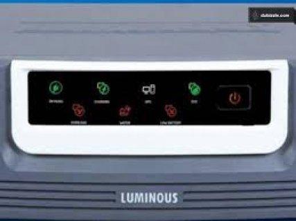 جهاز لومينوس UPS هندي بقدرات رائعه ومتنوعه
