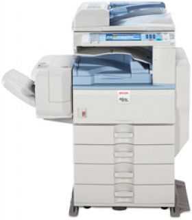 ماكينة تصوير ريكو افيشو 3351 اسكانر الوان