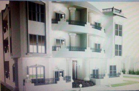 شقة استلام فوري للبيع بالتجمع الخامس 205م قريبة من التسعين