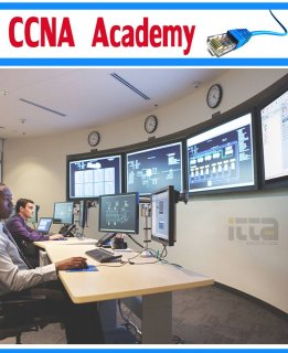 خصم 50% كورس CCNA ROUTING & SWITCHING Academy