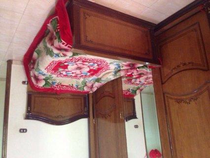 غرفة نوم خشب زان صناعة دمياطي