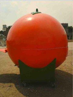 كافتريا برتقالية فيبرجلاس الشروق فيبركوم