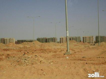 مفاجاة 2015 .. اراضي للبيع بالتقسيط 6 اكتوبر