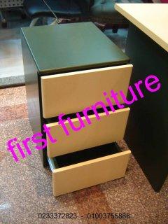 وحدات تخزين ملفات ، اثاث مكتبي و دواليب مكتب