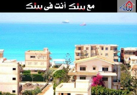 شقة للمصيف بالتقسيط فى الاسكندرية