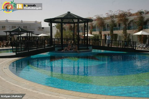رحلات شرم الشيخ فى فندق البستان بارك شرم الشيخ