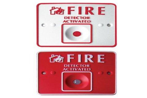 أجهزة إنذار الحريق