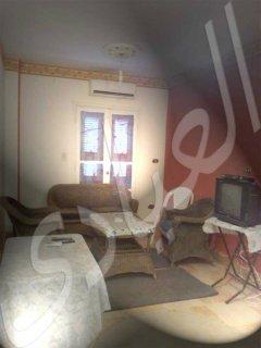 للاجار مفروش بمدينة الشروق شقة 63م على الطريق الرئيسى 