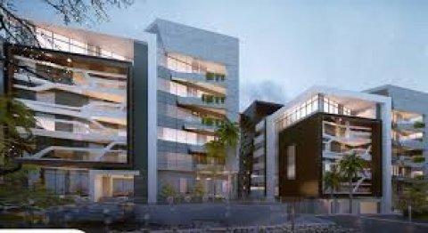 شقة للبيع  بمدينه المستقبل بالقرب من هايد بارك مقدم 10%