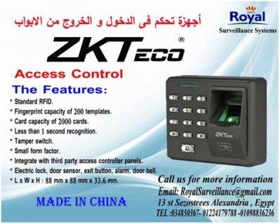 جهاز تحكم فى دخول و الخروج من الابواب X7
