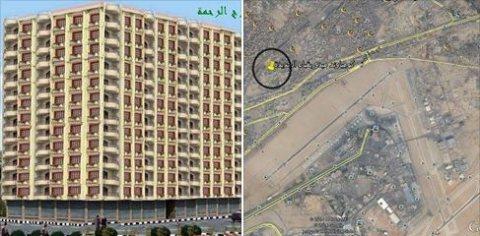 للبيع ببرج الرحمة شقة 135م بقباء الجديدة دقيقتين من جسر السويس