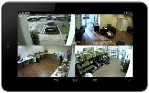 كاميرات مراقبة للمراقبة املاك عن بعد