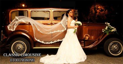 سيارة الزفاف فى مصر