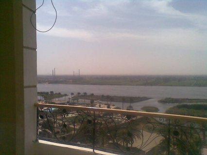 برخصه علي كورنيش النيل شقه 190م ب 365 الف