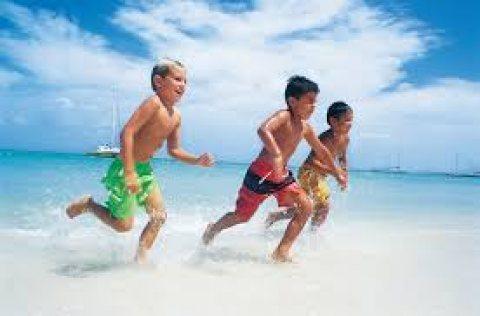 فرصة امتلاك شاليه بحديقة على البحر بأحلى شاطئ السخنة