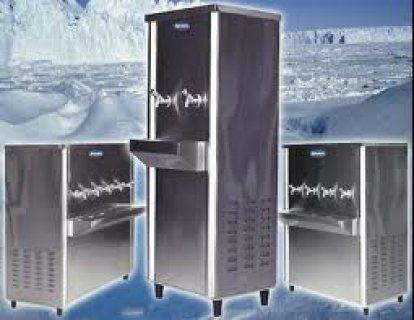 مبردات مياه شركة الرائدون للصدقه الجاريه 01149787154